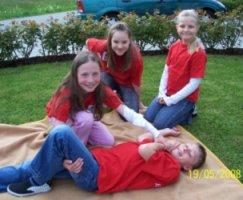 Jugendgruppe 2007